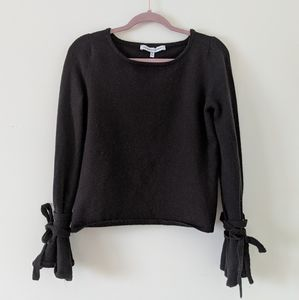 Cupcakes and Cashmere Kirby Sweater Black Size XS